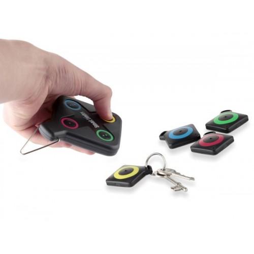 Hledač klíčů Smart Finder 4v1