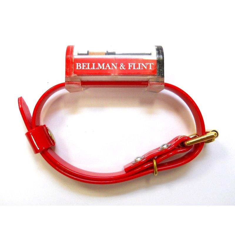 Obojek pro norování s vysílačem Bellman & Flint