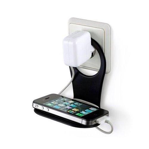 Závěsný držák na mobil a nabíječku k zásuvce