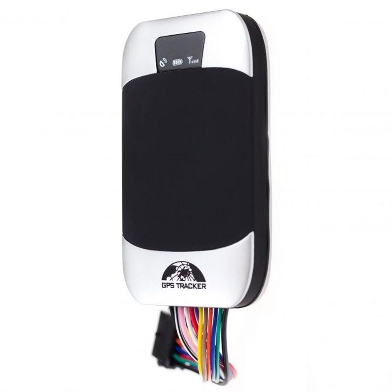 GPS GSM lokátor na motorku Helmer LK 507