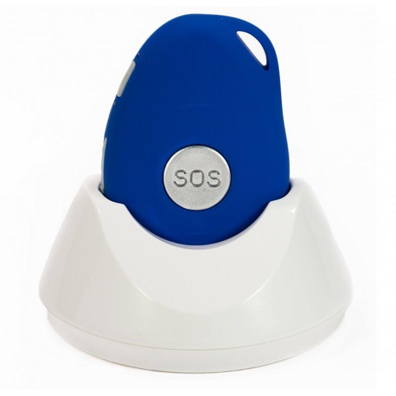 GPS GSM SOS tlačítko na krk