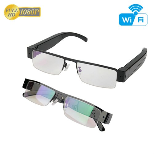 WiFi brýle s Full HD kamerou