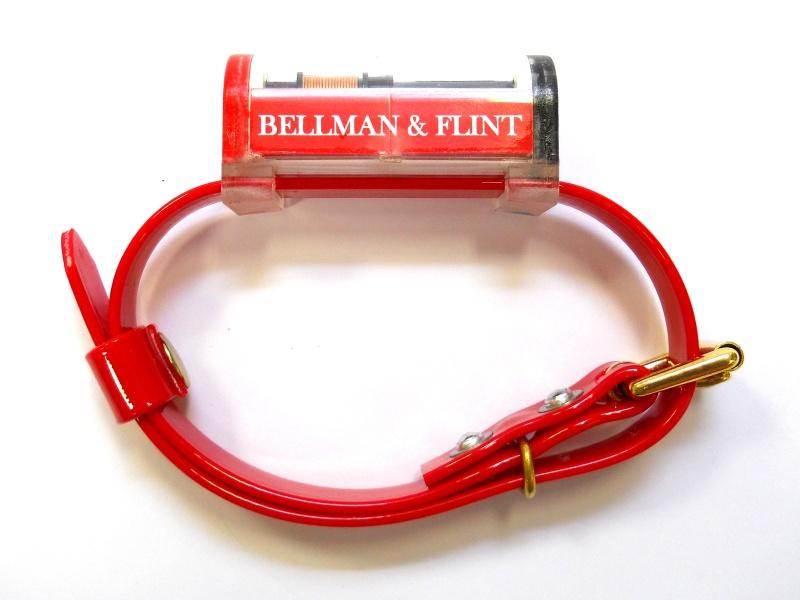 Obojek s vysílačem Bellman & Flint