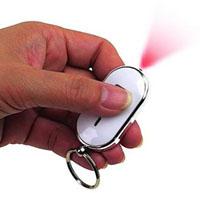 Hledač klíčů na písknutí Modern