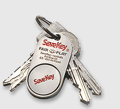 SaveKey - klíče od bytu